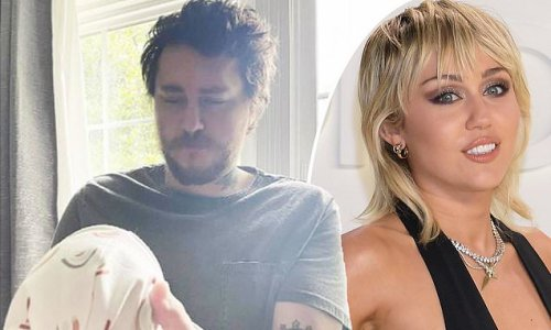 Miley Cyrus congratulates younger brother Braison on 'becoming a dad'