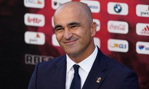 Barcelona 'speak to Roberto Martinez' about Nou Camp job