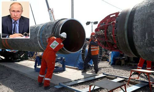 Russia accused of rigging gas prices to damage UK's Covid recovery