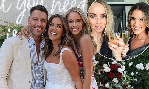 Tully Smyth on rumours she was 'fuming' over Georgia Love wedding snub