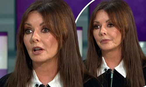 Carol Vorderman reveals she 'couldn't walk 100 yards' with Long Covid