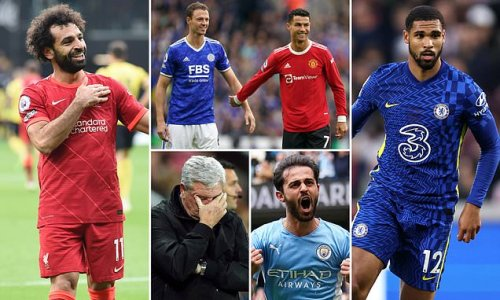 10 THINGS WE LEARNED as the Premier League returned