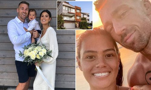 Anti-vaxxer footy star Bryce Cartwright sells his $1.2million home