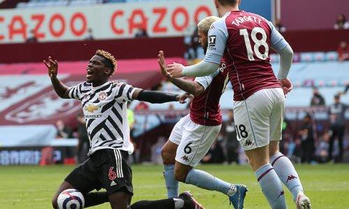 Dean Smith slams 'pathetic' call to award Manchester United a penalty
