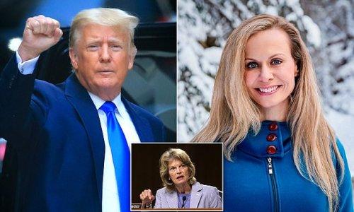 Trump officially backs Republican Lisa Murkowski's primary challenger