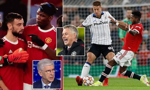 Wenger believes Solskjaer has found midfield solution before Liverpool