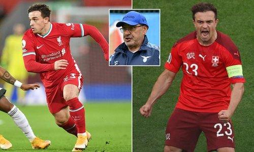 Xherdan Shaqiri admits he's 'honoured' by reported interest from Lazio