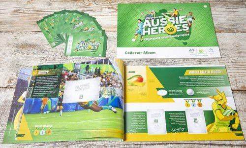 Woolworths set to launch new Olympics 'Aussie Heroes' collectibles