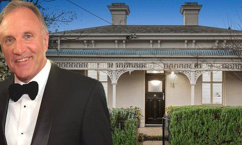 Former Aussie Rules footballer and commentator Tim Watson lists home