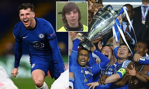 Mason Mount was inspired by Chelsea's 2012 Champions League heroes