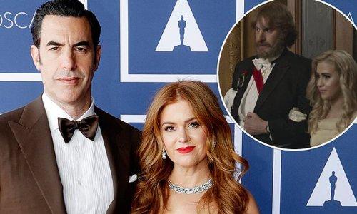 Sacha Baron Cohen refused to tell wife Isla Fisher about Borat pranks