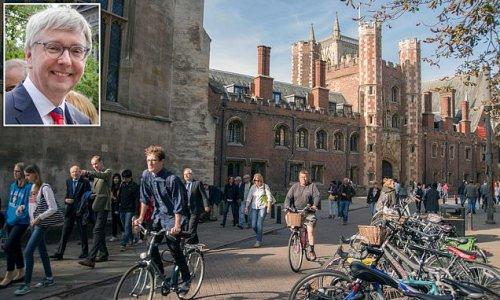 Culture wars claim Cambridge vice-chancellor