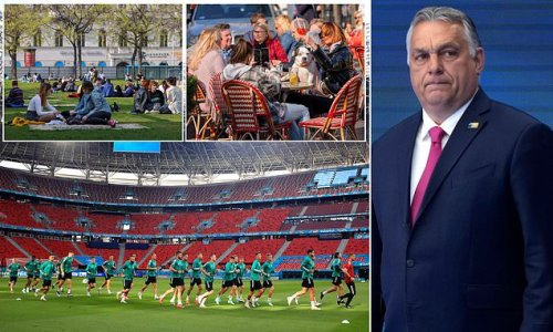 Euro 202: Hungary host Portugal in front of rare 61,000 capacity crowd