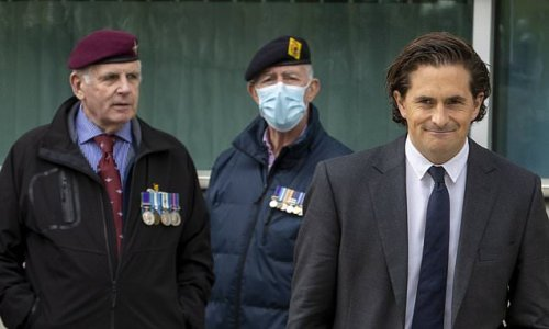 Former veterans minister Johnny Mercer slams Government plans