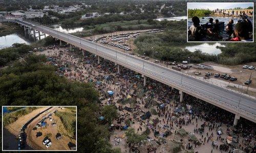 Ted Cruz says migrant crisis surged after Biden canceled Haiti flights