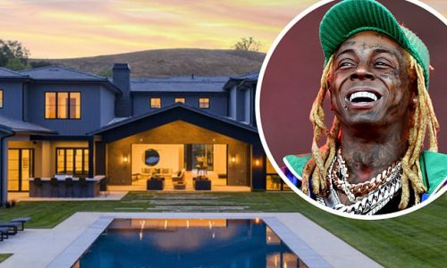 Lil Wayne purchases a $15.4M mansion next door to Kylie Jenner
