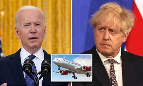 Airline CEOs beg Biden and Boris Johnson to reopen US-UK travel