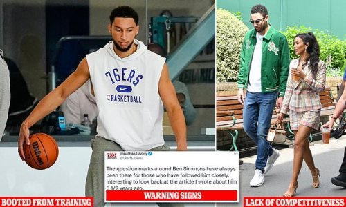 Damming scouting report of Aussie NBA star Ben Simmons resurfaces