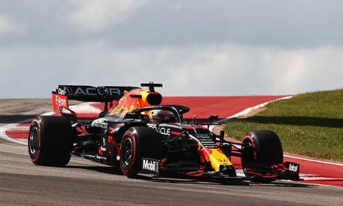 JONATHAN McEVOY: Pressure appears to be getting to Verstappen