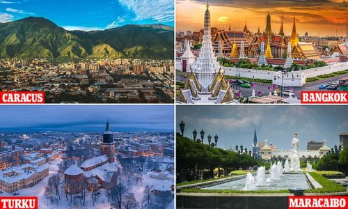 The cities with the 'most beautiful people' in the world