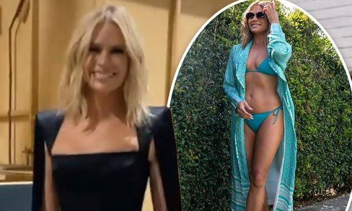 Age-defying Sonia Kruger reveals workout and diet secrets