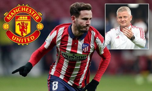 Man United weigh up move for Atletico Madrid midfielder Saul Niguez