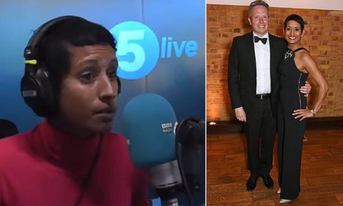 """Naga Munchetty discusses """"traumatic physical experience"""" of coil"""