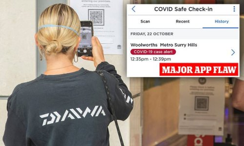 How 700,000 people missed out on Service NSW Covid exposure alerts