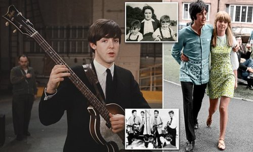 A new book that draws on lyrics reveals new details about Sir Paul