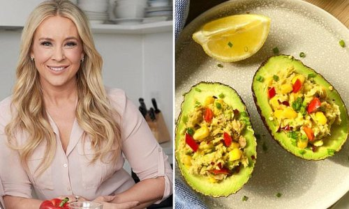 A dietitian's favourite work from home lunch revealed