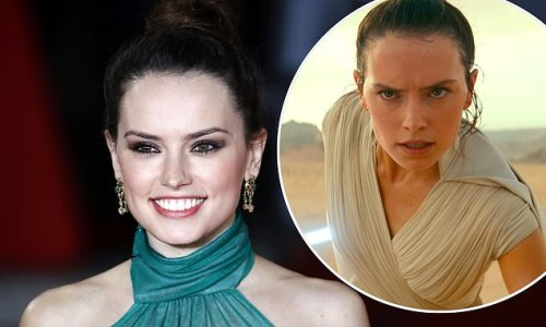 Daisy Ridley earned '£12million from her role in the Star Wars movies'