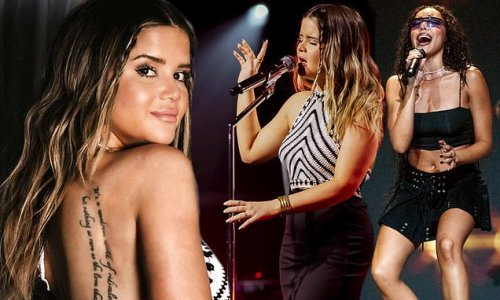 Maren Morris and Tinashe glam up to headline SHEIN Together Fest