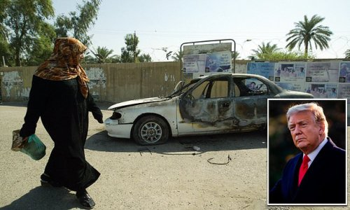 Survivor of Baghdad Blackwater massacre slams Donald Trump's pardon