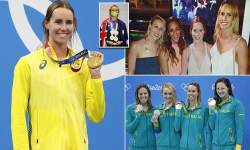 Partying almost cost Aussie swimmer Emma McKeon the Rio Olympic games