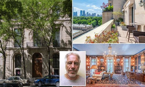 Jeffrey Epstein's Upper East Side mansion sells for $51million