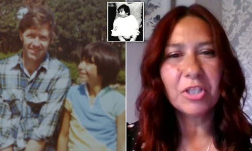 Scottish woman discovers on Long Lost Family she is Native American