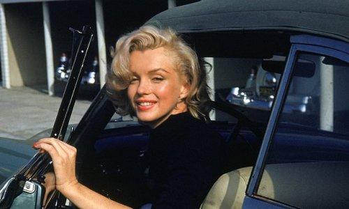 Stunning photos show Marilyn Monroe's natural beauty