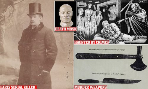 Frederick Deeming killed wives and children could be Jack the Ripper