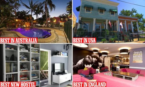 The best hostels from around the world for 2018 revealed
