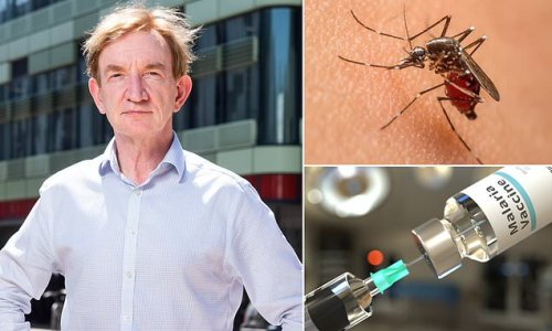Oxford team tout first EVER Malaria shot to be more than 75% effective