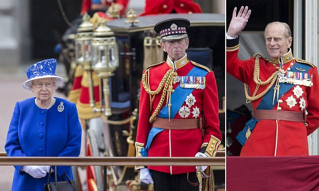Duke of Kent will be the Queen's 'plus one' at Trooping The Colour