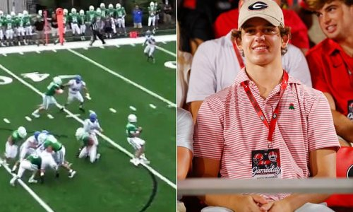 Peyton and Eli Manning's nephew dominates as a high school junior