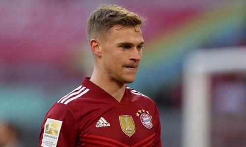 Bayern Munich's Joshua Kimmich claims he is NOT an anti-vaxxer