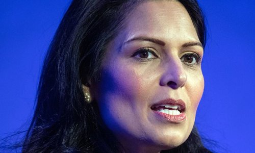 Priti Patel strips Albanian gangster of his right to stay in the UK