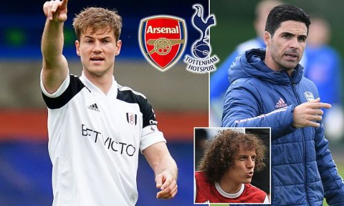 Arsenal 'ready to rival Tottenham' for £20m-rated Joachim Andersen