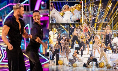 Strictly Come Dancing 2021 launches in style as pairings are unveiled