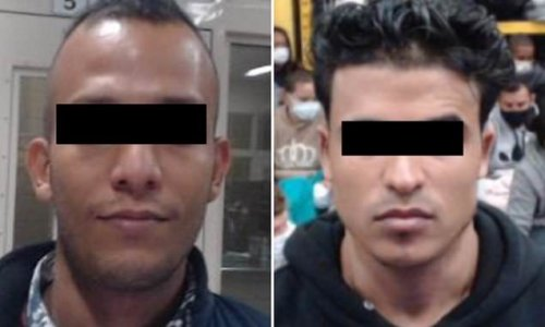 Two Yemeni men on FBI's watchlist arrested trying to cross from Mexico