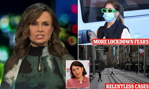 Lisa Wilkinson sums up how every Sydneysider feels during pandemic
