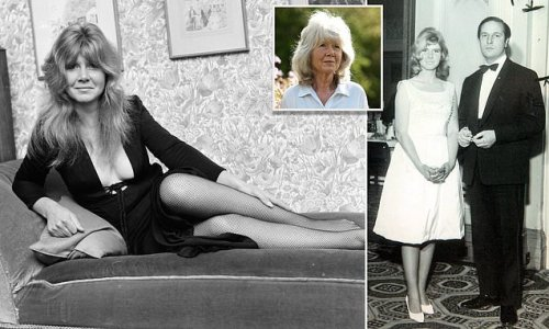 JILLY COOPER's confessions of a new wife