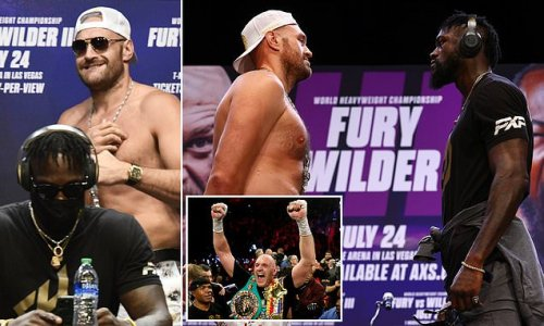 JEFF POWELL EXCLUSIVE: Fury comes out swinging after Covid fight KO